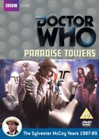Neuf Doctor Who - Paradise Towers DVD