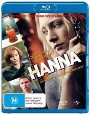 HANNA - BLU-RAY - REGION B - NEW