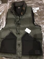 New. Coach Reversible  Down Vest Size S Man F21009 $ 295