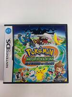 Pokemon Ranger: Shadows of Almia (Nintendo DS, 2008) CIB