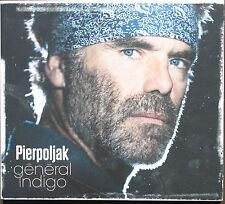 """PIERPOLJAK """"GÉNÉRAL INDIGO""""  CD"""