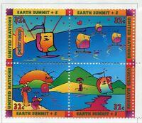 19282) United Nations (New York) 1997 MNH Neu Earth Summit