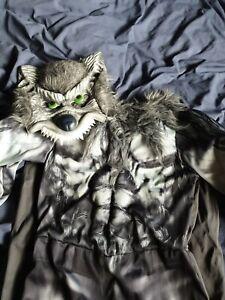 Werewolf costume kids
