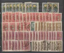 A6708: Central Lithuania #35-42 (83) PERF 13 1/2; CV $1556