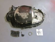 Yamaha DT400 DT 400 Clutch Cover Right 1975 1976 Genuine OEM Motorcycle Part