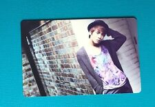 SHINee The First Japan Jonghyun photocard (OFFICIAL)