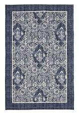 2019 Ulster Weavers Fleur De Lis 100 Linen Tea Towel Xmas Gift Post W/wide