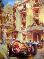 Alfa Romeo 158/Fangio-Talbot-Lago/Etancelin Hotel Mirabeau - Monaco Grand 1950