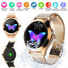 USA Women's Smart Watch Waterproof Heart Rate Pedometer for Android iOS&Apple