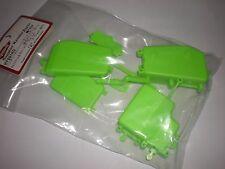 KYOSHO IFF001KG Boîtier récepteur & batterie vert fluo MP9