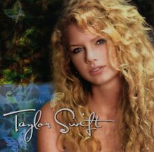 TAYLOR SWIFT TAYLOR SWIFT (SELF TITLED) CD ALBUM (2008)