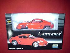 PORSCHE CAYMAN S MODEL KIT 1:24 CARARAMA. NEW IN BOX.