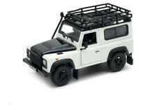 Land Rover defender blanc 1/24 Welly