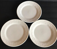 HOME TRENDS Bread & Butter Plates - Set Of 3.