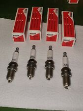 FORD ESCORT/Fiesta CVH New Motorcraft SPARK PLUGS X4 AGPS22C Genuine part