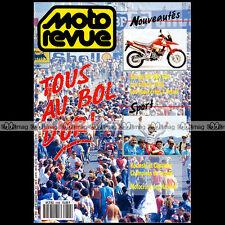 MOTO REVUE N°2958 SUZUKI DR 800 S KAWASAKI KX 125 250 GP AUSTRALIE BOL d'OR 1990