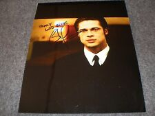 BRAD PITT  8x10 Signed Photo  INTERVIEW WITH THE VAMPIRE