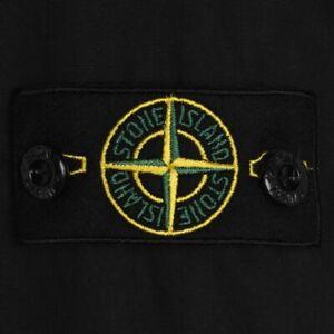 STONE ISLAND BADGE [Toppa + Bottoni] Badge Ricambio Originale Stone Island Patch