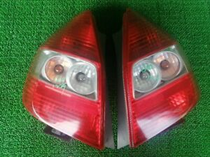 Honda Fit Gd1 Gd2 Gd3 Genuine Tail Lights Left And Right Sets Light Lens