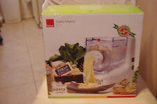 Ronco Pasta Maker complete set of dies ,Recipes,instructions Included