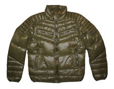 DIESEL WIJAY DOWN JACKET OLIVE GREEN SIZE XXL 100% AUTHENTIC