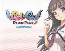 ArtBook Gal Gun: Double Peace The Art of Gal Gun Video Game Memorabilia Book New