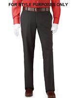Men's Dockers Easy Fit Khaki Straight Fit Pants Grey Size 36 x 34