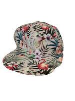 New York Yankees Tropical Flamingo Snap Back MLB New Era 9Fifty Hat