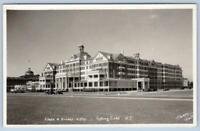 1920's-1940's RPPC SPRING LAKE NEW JERSEY*NJ*ESSEX & SUSSEX HOTEL*THORNE PHOTO