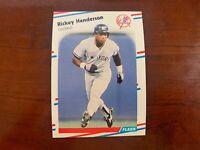 1988 Fleer Baseball - Complete Your Set - You Pick (1-250)