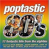 Poptastic 80's: 17 Fantastic Hits from the Eighties, Music