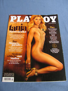Playboy 05/2014 Tanja Szewczenko