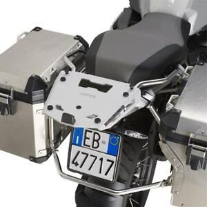 ATTACCO POSTERIORE IN ALLUMINIO GIVI SRA5112 PER BAULETTO MONOKEY BMW R1250/1200