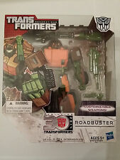 TRANSFORMERS GENERATIONS 30TH Anniversary ROADBUSTER FIGURE Triple Changer