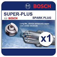 RENAULT Clio II 1.2i 16V 73BHP 04-07 BOSCH Yttrium Super Plus Spark Plug +40