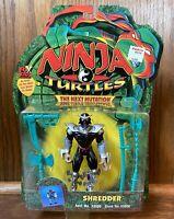 The Shredder TMNT Teenage Mutant Ninja Turtles Next Mutation Figure New 1997