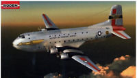 Roden 306 - Douglas C-124 Globemaster II 1/144 scale model airplane kit 277 mm