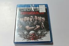 The Expendables (Blu Ray + DVD + Digital HD) - + Digital Copy NEW & SEALED Combo