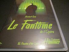 "DVD NEUF ""LE FANTOME DE L'OPERA"" Herbert LOM / horreur Hammer"