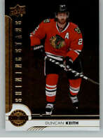 2017-18 Upper Deck Shining Stars #SSD-3 Duncan Keith Blackhawks