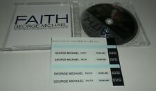 George Michael Faith Japanese CD Picture Disc Limited Edition 1987 Japan WHAM!