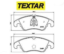 2474302 Kit pastiglie freno, Freno a disco (TEXTAR)