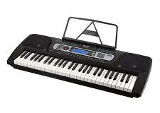 RockJam 54-Key Portable Digital Piano Keyboard with Music Stand and Interactive