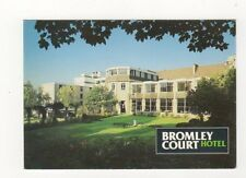 Bromley Court Hotel Bromley Hill Kent Postcard 384b