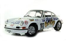 1973 PORSCHE 911 RS 2.7L DIE CAST MODEL 1/18 LE GRAND BAZAR BY EAGLE'S RACE NEW