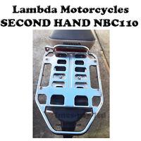 Rear Rack - 2nd Hand - GENUINE HONDA - Honda NBC110 Super Cub Postie Bikes
