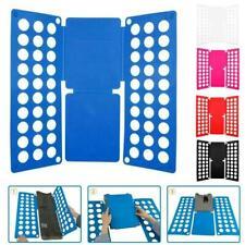 Magic Clothes T-Shirt Folder Adult Magic Folding Flip Fast Board Organizer C4G5
