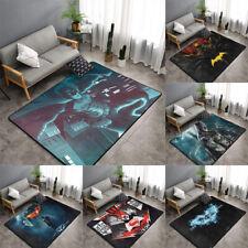 Batman: The Dark Knight Area Rugs Living Room Bedroom Anti-skid Floor Mat Carpet