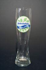 "Large Weihenstephaner White Hoplosion Half Liter Beer Glass, 9 7/8"", 20 oz"