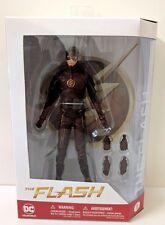 THE FLASH 6 INCH ACTION FIGURE #1 BARRY ALLEN CW TV SHOW DC COLLECTIBES